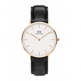 Daniel Wellington Classic Sheffield Rose Gold Gents Watch