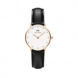 Daniel Wellington Classy Sheffield Rose Gold Ladies Watch