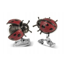 Deakin & Francis Moving Ladybird Cufflinks ~ BMC0016C0001