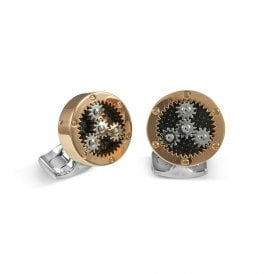 Deakin & Francis Sun & Planet Gear Cufflinks - BMC00040001