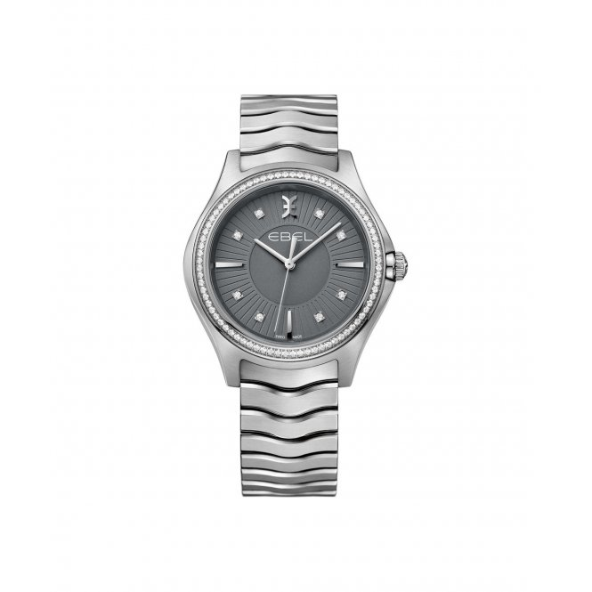Ebel Wave Grande Ladies Watch ~ 1216304