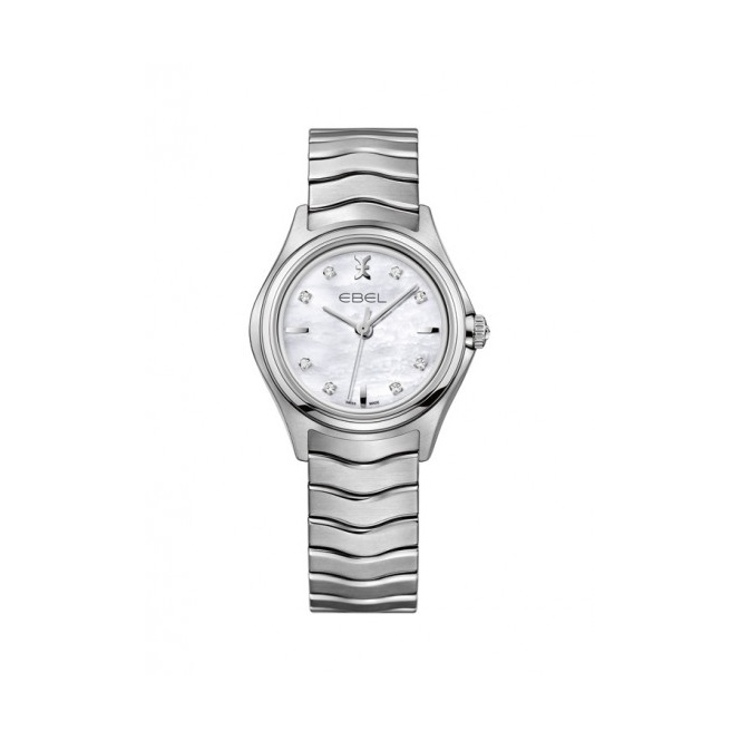 Ebel Wave Ladies Watch ~ 1216193