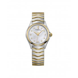 Ebel Wave Ladies Watch ~ 1216269