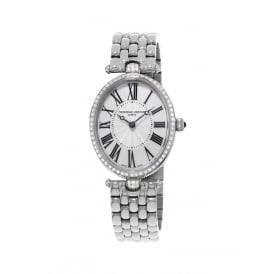 Frederique Constant Classics Art Deco Diamond Ladies Watch ~ FC-200MPW2VD6B