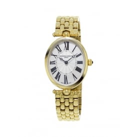 Frederique Constant Classics Art Deco Ladies Watch ~ FC-200MPW2V5B