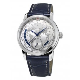 Frederique Constant Manufacture Classic Worldtimer Gents Watch