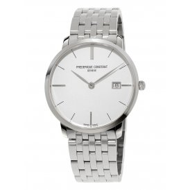Frederique Constant Slimline Gents Watch ~ FC-220S5S6B