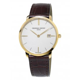 Frederique Constant Slimline Gents Watch ~ FC-220V5S5