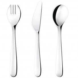 Georg Jensen Apetito Cutlery Set 3 Piece ~ 3586966