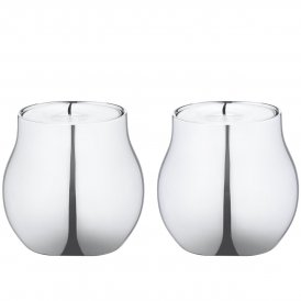 Georg Jensen Cafu Tealight Holders ~ 3586340