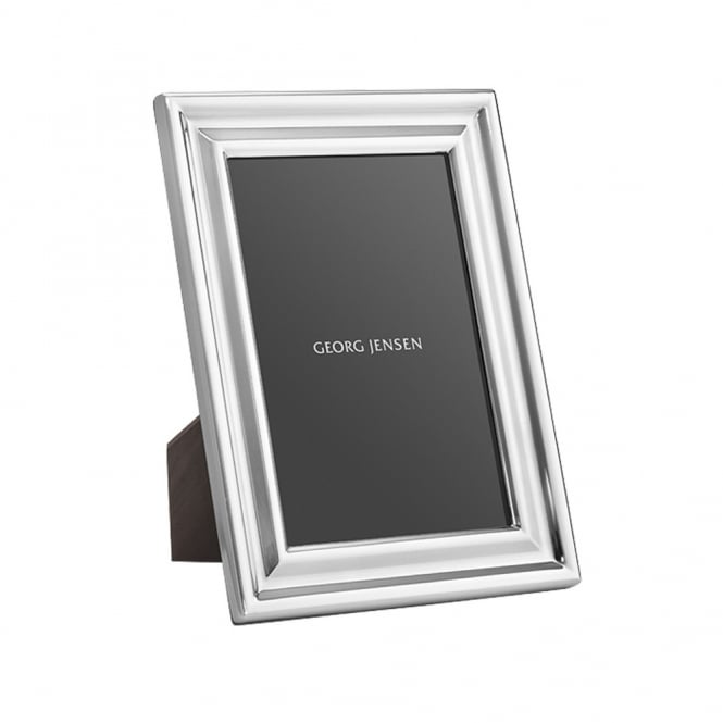 Georg Jensen Classic Silver Picture Frame Small ~ 7525917