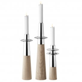 Georg Jensen Ellipse Candleholders Set ~ 3586919
