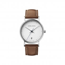 Georg Jensen Koppel 32mm Gents Watch ~ 3575700