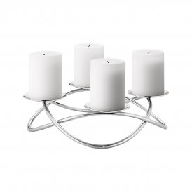 Georg Jensen Season Candleholder - Large ~ 3586431