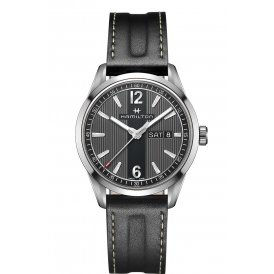 Hamilton Broadway Gents Leather Watch ~ H43311735