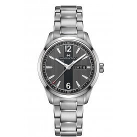 Hamilton Broadway Gents Steel Watch ~ H43311135