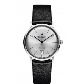 Hamilton Intramatic Gents Leather Watch ~ H38455751
