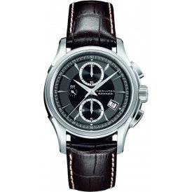 Hamilton Jazzmaster Collection Auto Chrono Gents Watch H32616533
