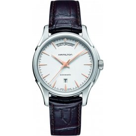 Hamilton Jazzmaster Collection Day Date Gents Watch H32505511
