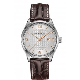 Hamilton Jazzmaster Gents Leather Watch ~ H32755551