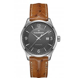 Hamilton Jazzmaster Gents Leather Watch ~ H32755851