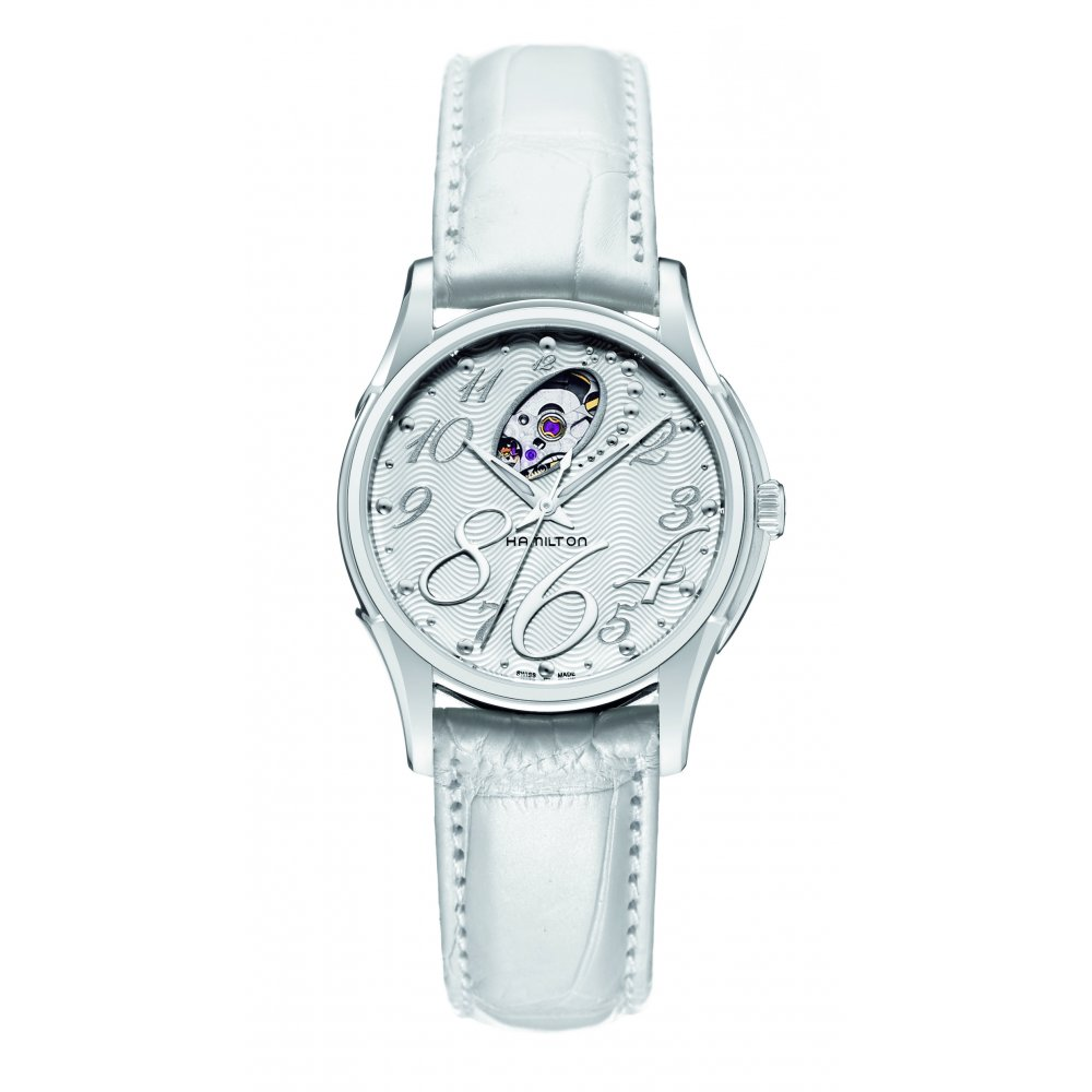 Jazzmaster Lady Viewmatic Auto Ladies Watch H32465953