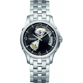 Hamilton Jazzmaster Open Heart Gents Watch H32565135