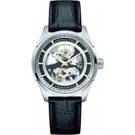 Hamilton Jazzmaster Viewmatic Skeleton Auto Gents Watch