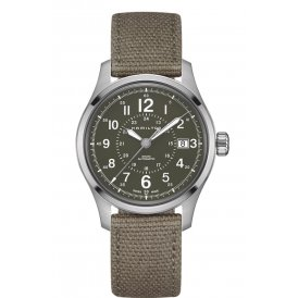 Hamilton Khaki Field Auto Gents Watch H70595963