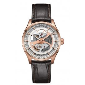 Hamilton Viewmatic Skeleton Gents Automatic Watch H42545551