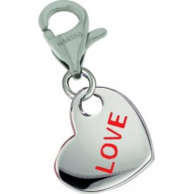 Haribo Steel Love Heart Charm