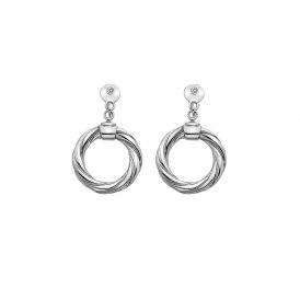 Hot Diamonds Breeze Earrings ~ DE473