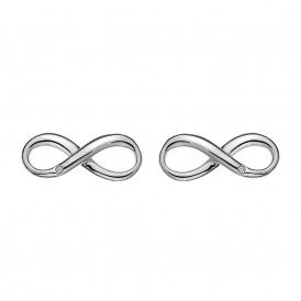 Hot Diamonds Infinity Earrings ~ DE390