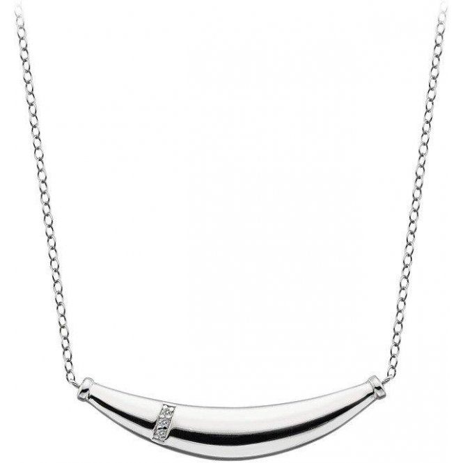 Hot Diamonds Silver Belle Necklace ~ DN110