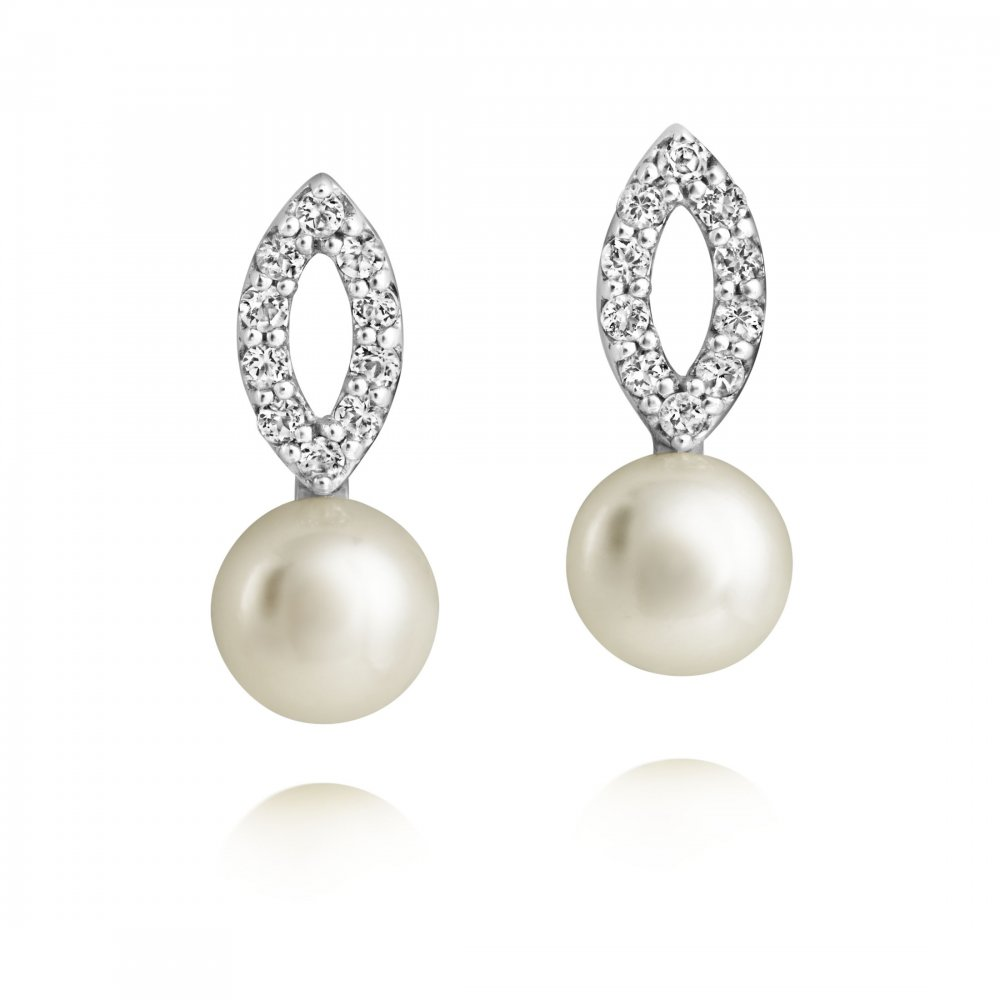 bcb837e9a5420 Jersey Pearl Jersey Pearl Amberley Earrings ~ AME3