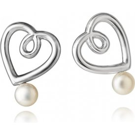 Jersey Pearl Kimberley Selwood Earrings