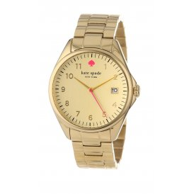 Kate Spade Ladies Gold Seaport Watch 1YRU0030