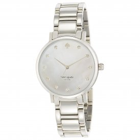 Kate Spade Ladies Gramercy Steel Bracelet Watch 1YRU0006