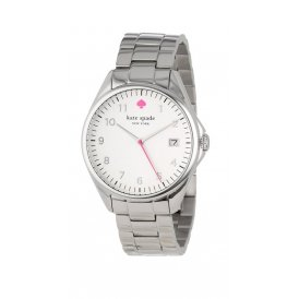 Kate Spade Ladies Seaport Steel Watch 1YRU0029