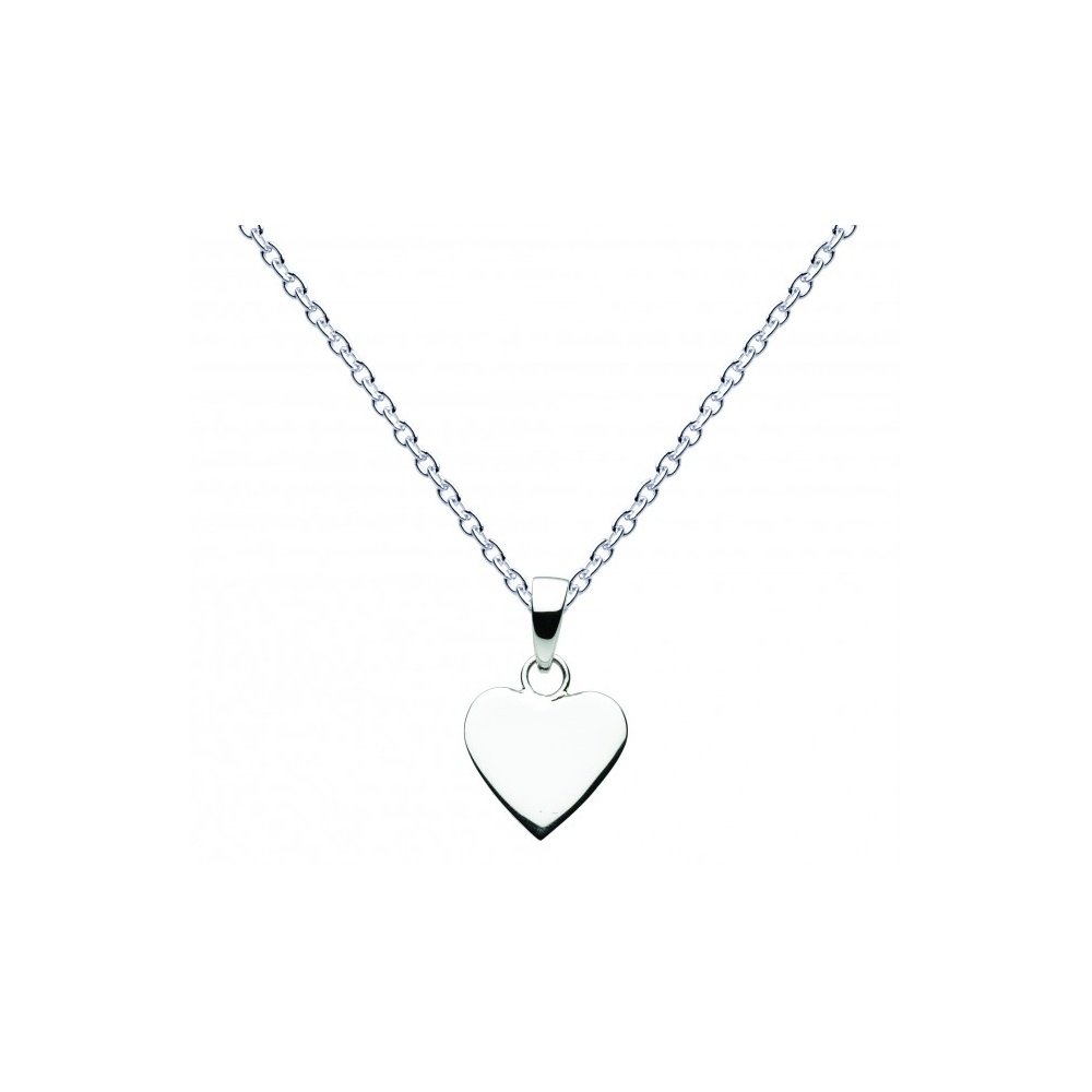 necklace silver index meravic catalogcart flat heart