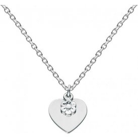 Kit Heath Kids Girls Flower Heart Necklace ~ 99103HP015