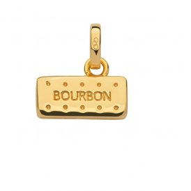 Links Of London Gold Bourbon Biscuit Charm
