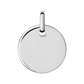 Links Of London Narrative Round Disc Pendant ~ 5024.1369