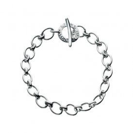 Links Of London Silver Charm Bracelet ~ 5010.0136