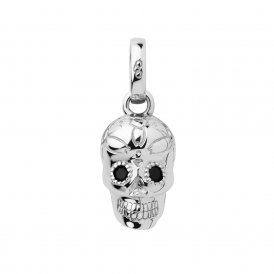 Links Of London Silver Skull Charm ~ 5030.2606