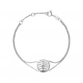Links Of London Silver Thames Bracelet ~ 5010.3550