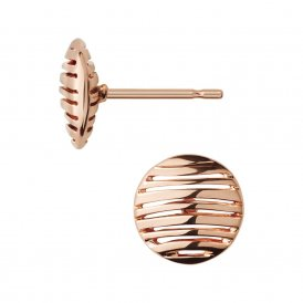 Links Of London Thames Rose Gold Earrings ~ 5040.2800