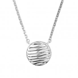 Links Of London Thames Silver Necklace ~ 5020.3249