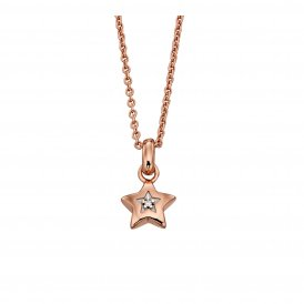 Little Star Rei Necklace - Rose Gold ~ LSN0101