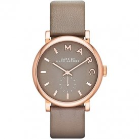 Marc by Marc Jacobs Rose Gold Baker Ladies Watch MBM1266